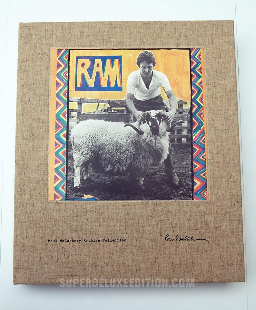 Paul McCartney / RAM Deluxe Box Set