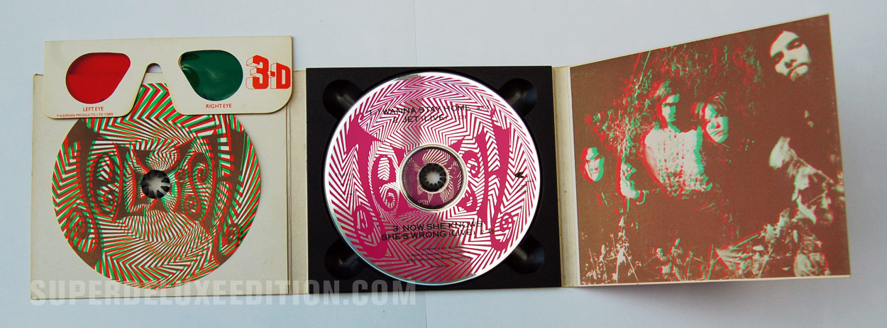 Jellyfish / I Wanna Stay Home CD Single