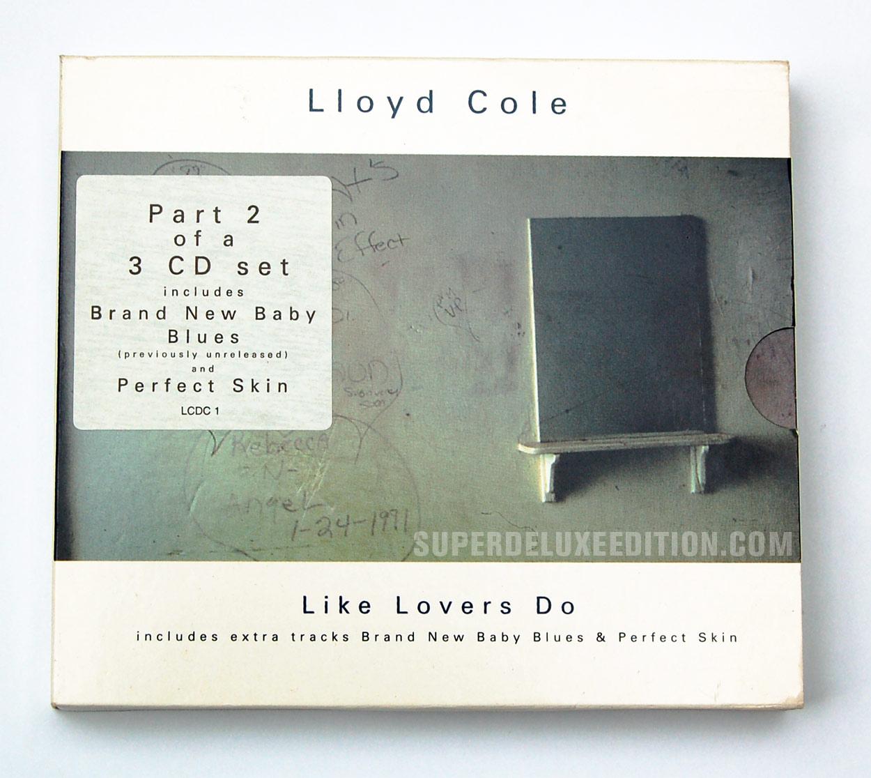 Lloyd Cole / Like Lovers Do / CD Single
