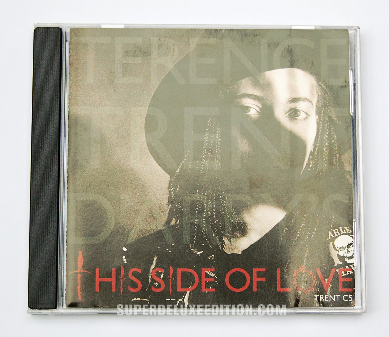 Terence Trent D'Arby / This Side Of Love CD Single