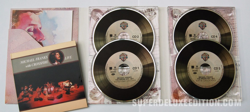 Michael Franks / The Dream 1973-2011 Box Set