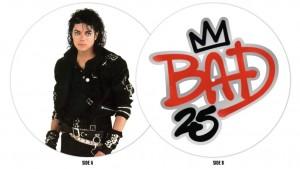 Michael Jackson / Bad / Vinyl Picture Disc