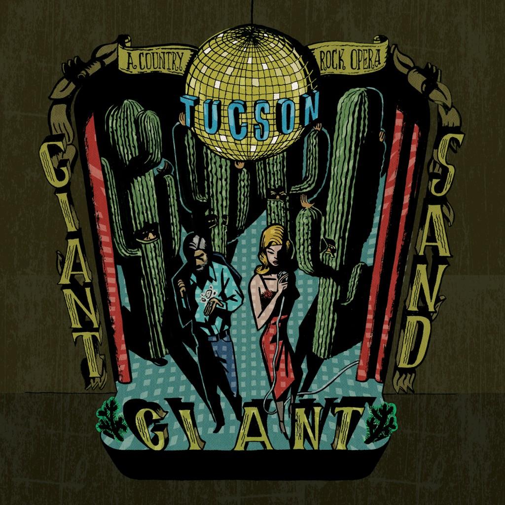 GIant Giant Sand - Tucson