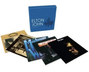 Elton John / Classic Album Series (1970-1973) Box Set