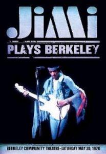 Jimi Plays Berkeley / DVD & Blu-ray