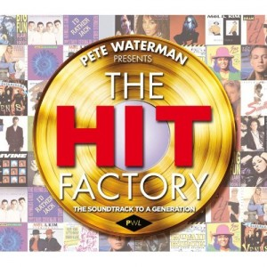 Pete Waterman Presents The Hit Factory / 3CD Box Set