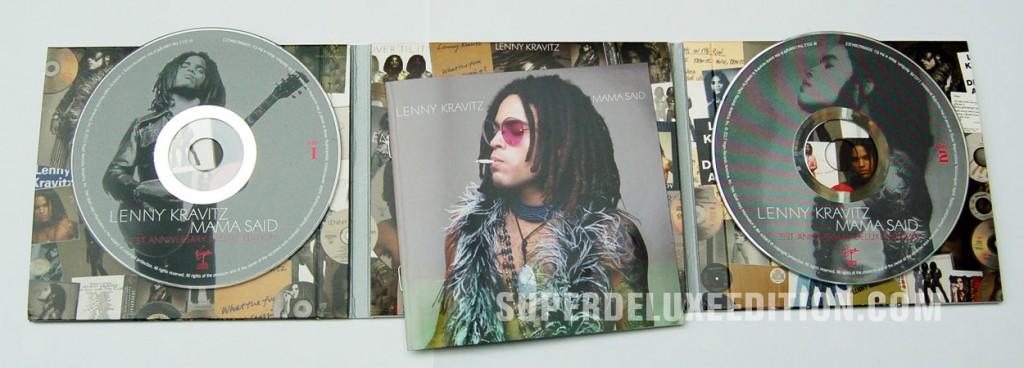 Lenny Kravitz / Mama Said 21st Anniversary Edition