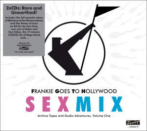 Frankie Goes To Hollywood / Sexmix compilation