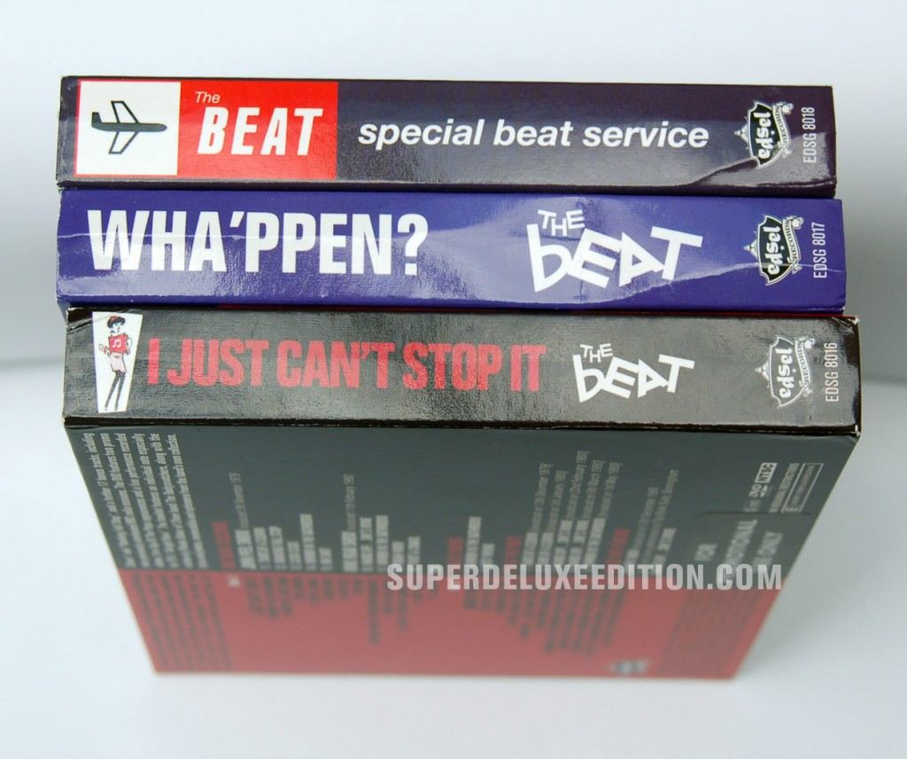 The Beat Reissues
