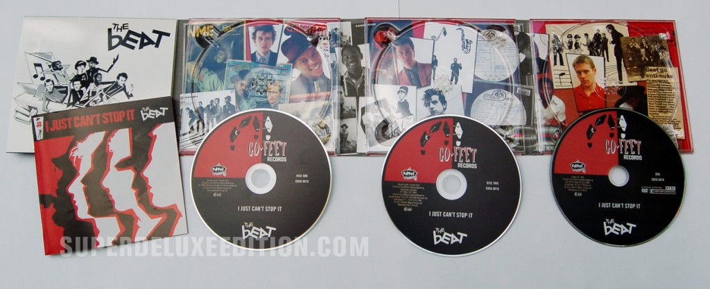 The Beat deluxe reissues