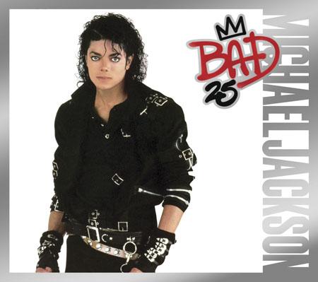 Michael Jackson / Bad 25 / 3CD+DVD