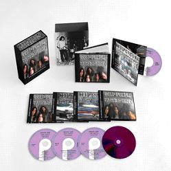 Deep Purple / Machine Head Deluxe Box 4CD+DVD