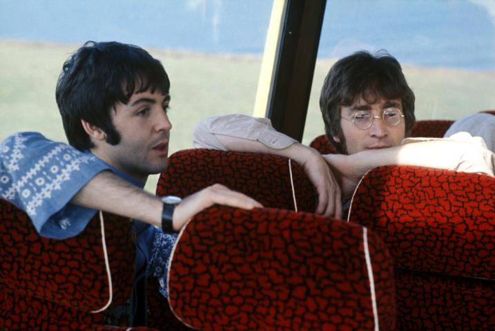 The Beatles / Magical Mystery Tour / Blu-ray and DVD
