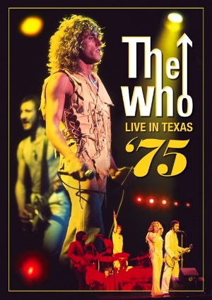 The Who Live In Texas 1975 / DVD