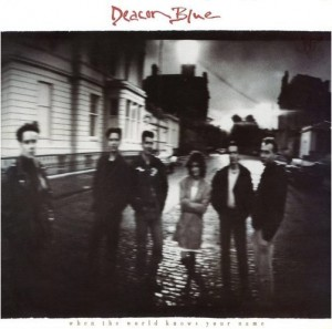 Deacon Blue / When The World Knows Your Name 3CD+DVD reissue