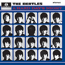 Pre-order A Hard Days Night Stereo Vinyl Remaster