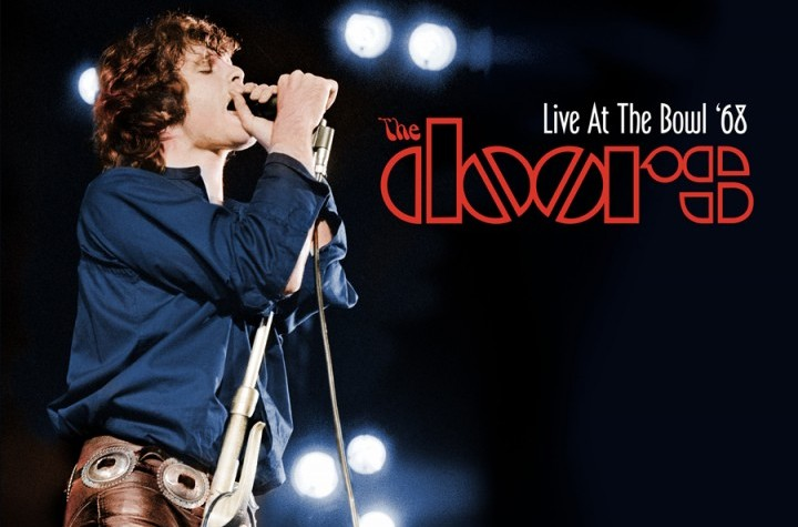 The Doors / Live at the Bowl '68 CD, DVD, Blu-ray and Vinyl release