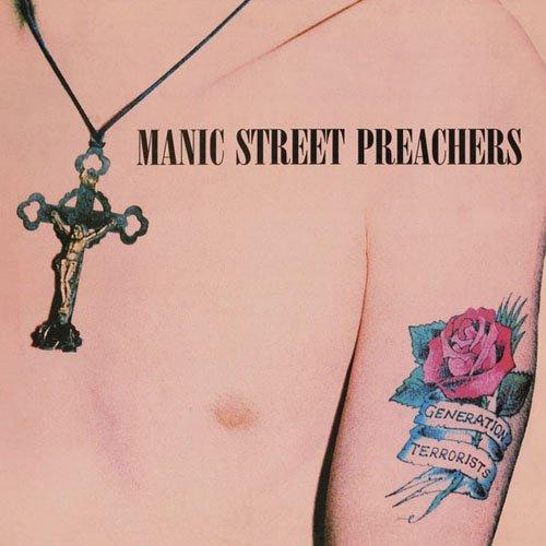 Manic Street Preachers / Generation Terrorists 20th anniversary reissues