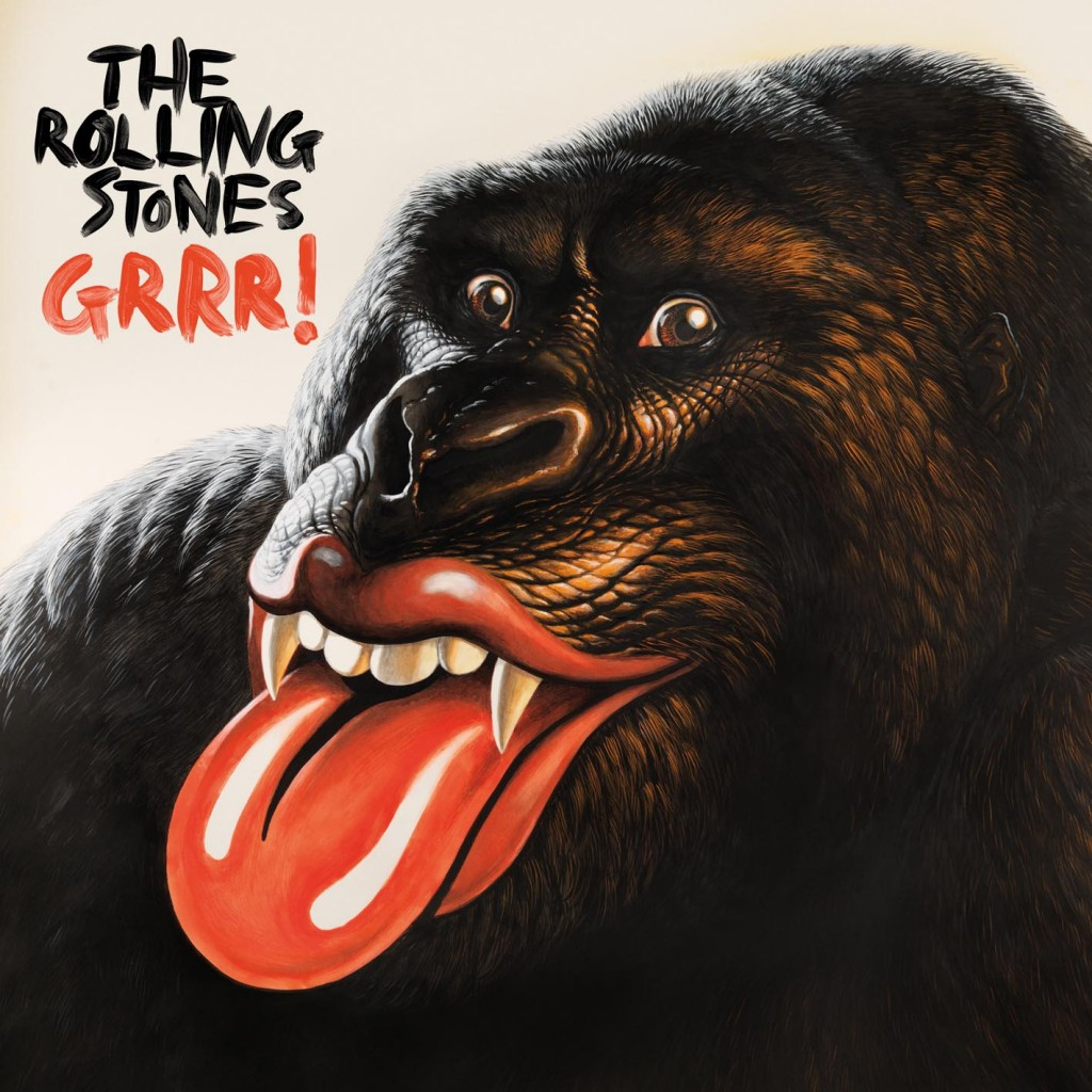 The Rolling Stones / Grr! / New hits collection