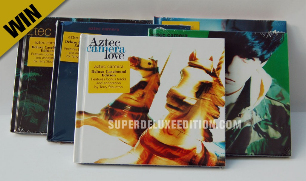 Win a set of Aztec Camera deluxe reissues