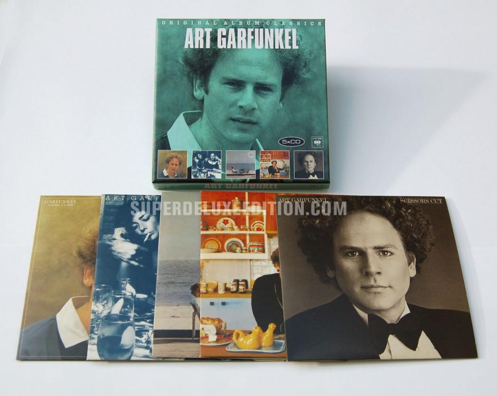 Art Garfunkel / Original Album Classics box set