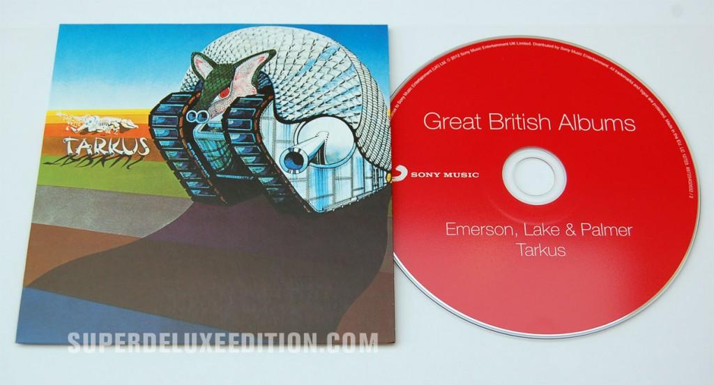 Great British Albums box set