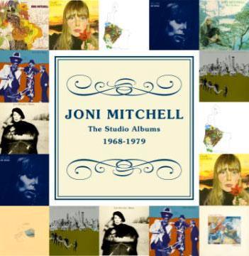 Joni Mitchell / The Studio Albums 1968-1979 box set