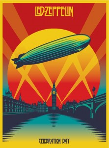 Led Zeppelin / Celebration Day / Blu-ray audio and deluxe editions