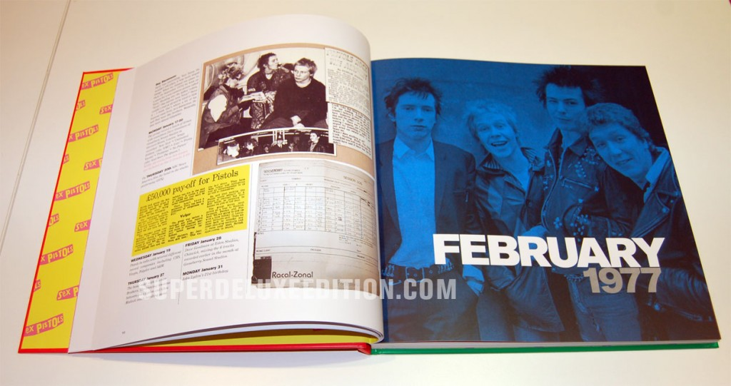 Sex Pistols / Never Mind The Bollocks... super deluxe edition box set review