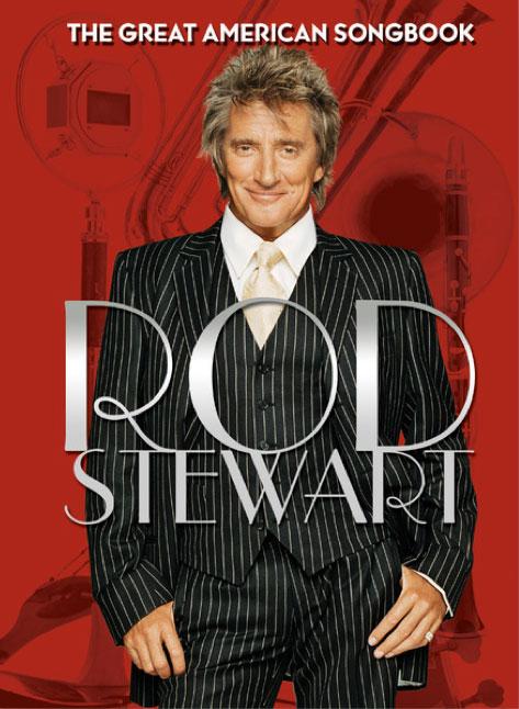 Rod Stewart / The Great American Songbook / 4CD set