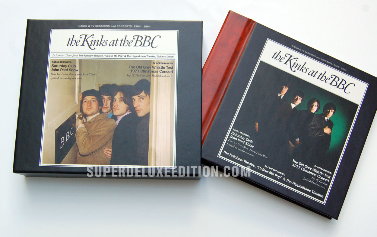 The Kinks Live at the BBC / 6 Disc box set