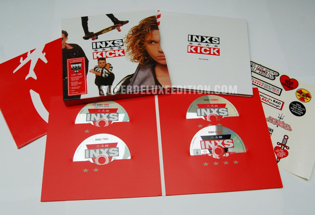 INXS / Kick Super Deluxe Edition