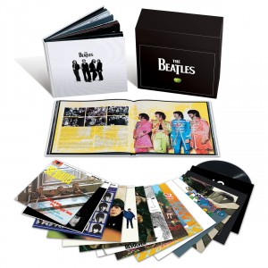 The Beatles / Stereo Vinyl Remasters box set