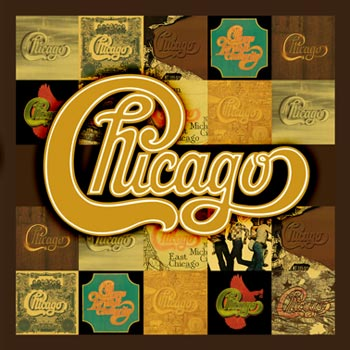 Chicago / The Studio Albums 1969-1978 box set
