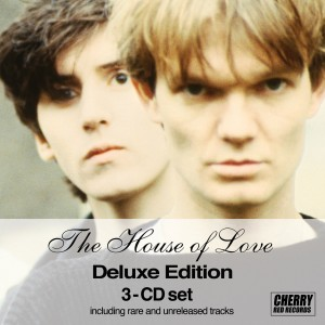 The House Of Love / Debut album gets 3CD release