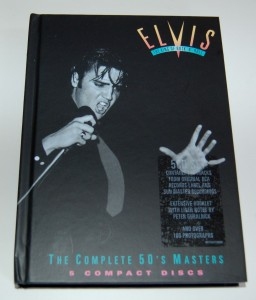 Elvis Presley / The Complete 50's Masters 5CD box set