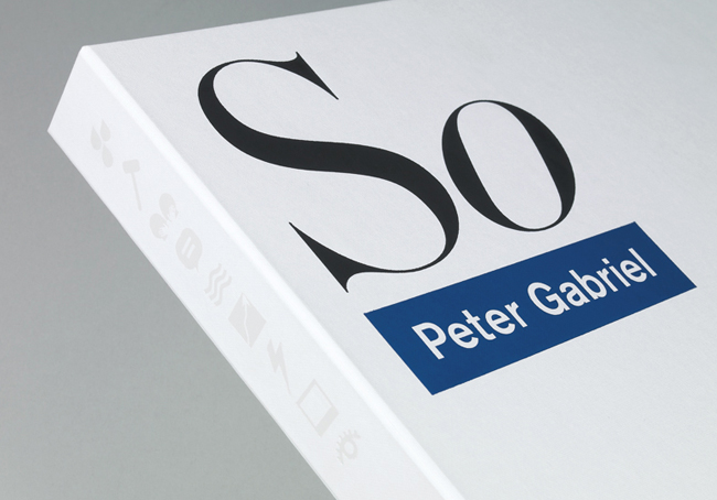 Peter Gabriel / So deluxe box set