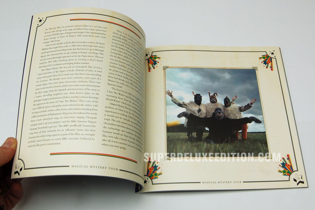 The Beatles / Magical Mystery Tour box set