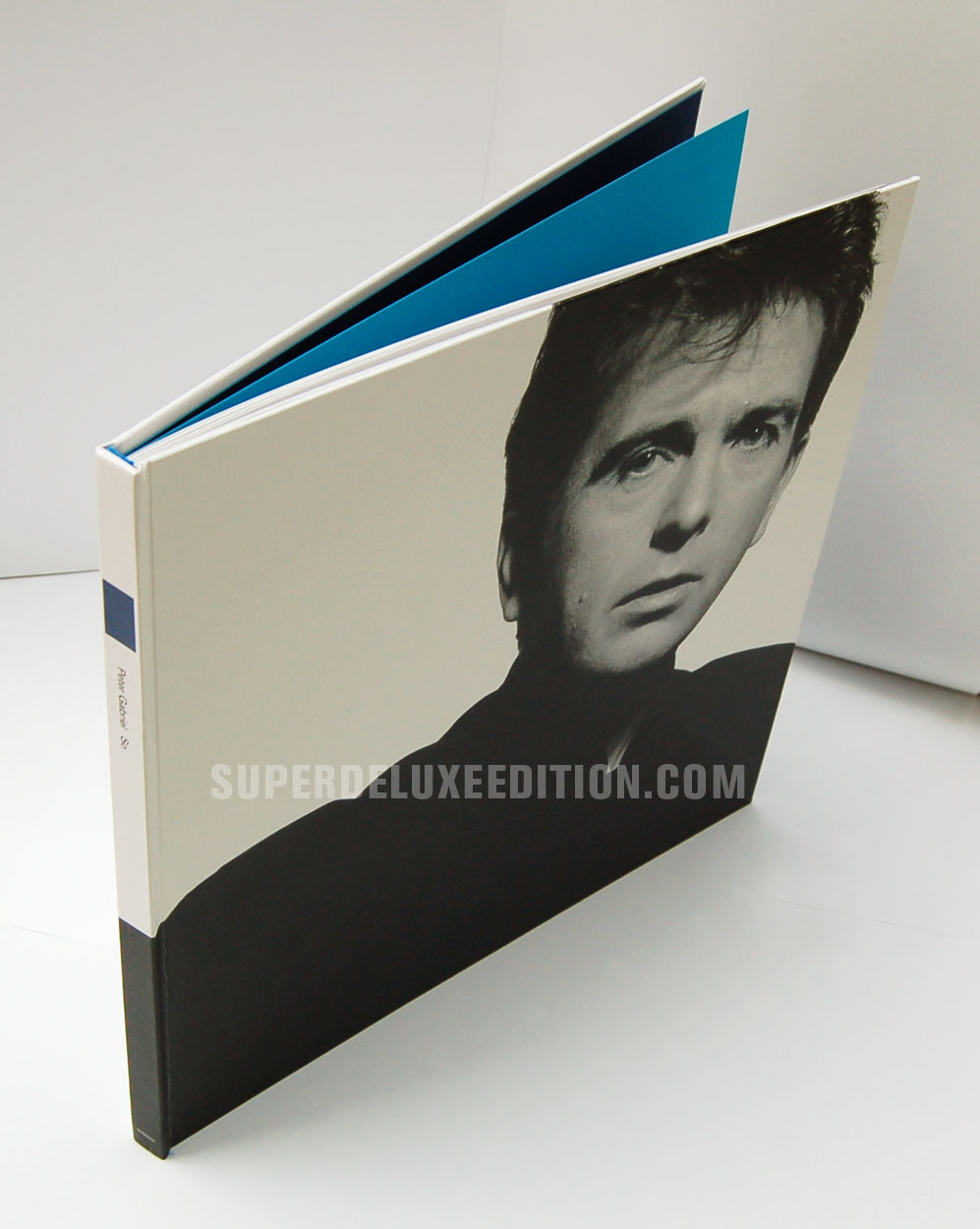 """Peter Gabriel / First Pictures """"So"""" Deluxe Box"""