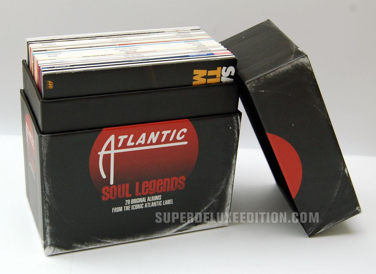 WIN! Atlantic Soul Legends 20CD box set