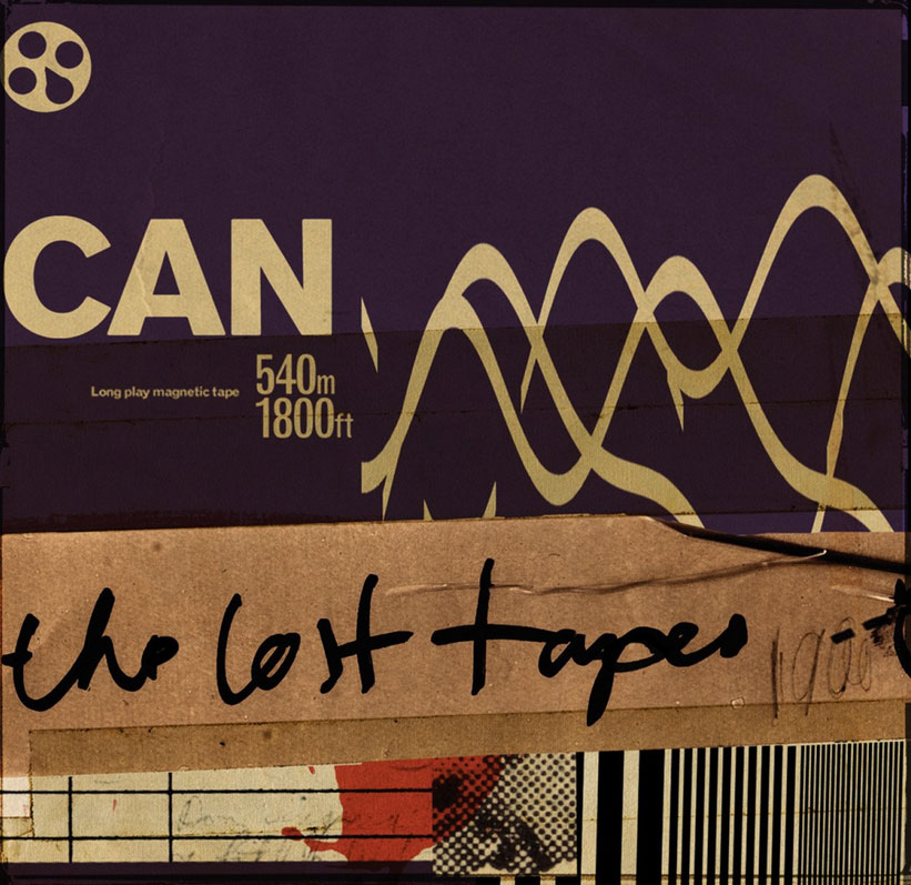 Can / The Lost Tapes vinyl box