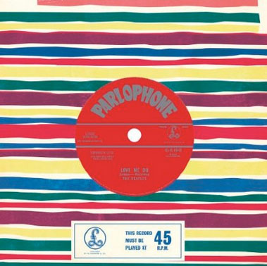 The Beatles / Love Me Do 2012 50th Anniversary reissue