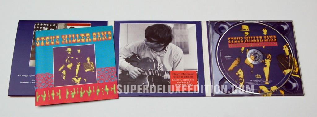 Steve Miller Band / Children of the Future new reissue