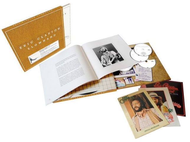 Eric Clapton / Slowhand Super Deluxe Edition box set