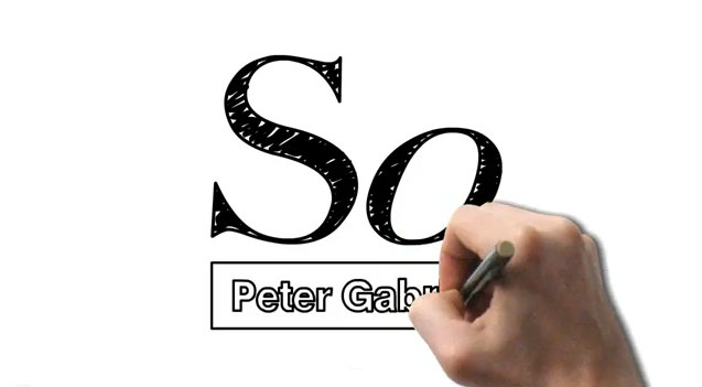 "Peter Gabriel / ""So"" demos first listen"