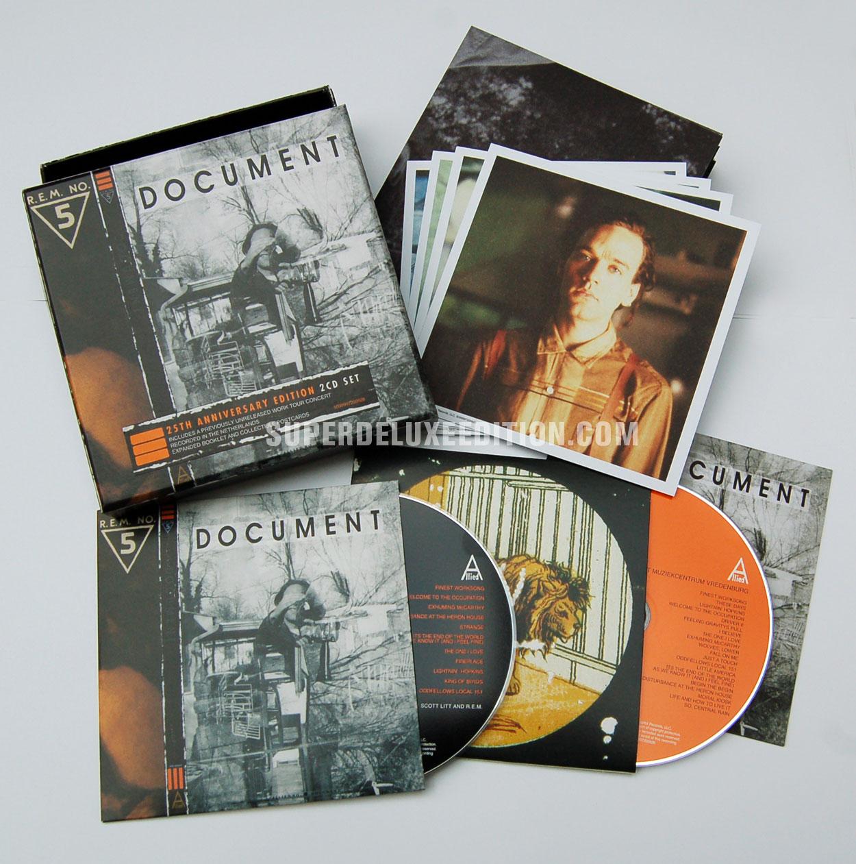 REM Document / 25th Anniversary Edition