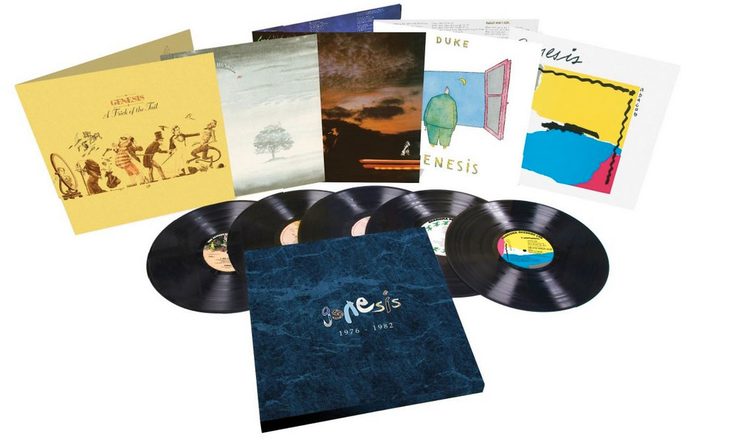 Genesis / 1976-1982 Vinyl box set