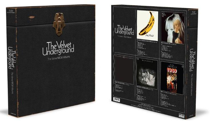 The Velvet Underground / Verve/MGM vinyl box set