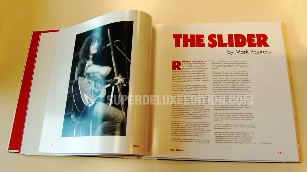 T.Rex / The Slider Super Deluxe Edition box set