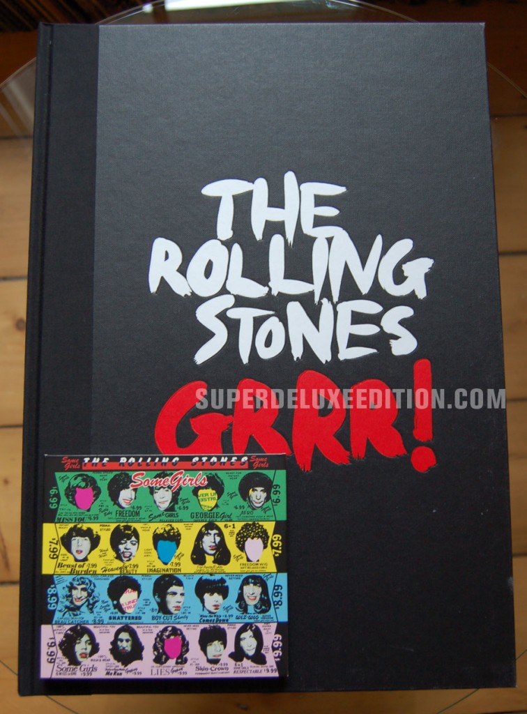 The Rolling Stones / GRRR! Super Deluxe Edition